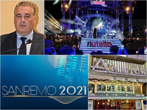 """Sanremo: Festival, turismo, palco in piazza e collaterali. Faraldi """"Il palco è praticamente sicuro, sulle collaterali stiamo lavorando"""""""