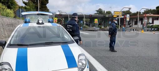Sanremo: controlli nel weekend di zona rossa, da venerdì a ieri 240 verifiche e 11 sanzioni della Municipale