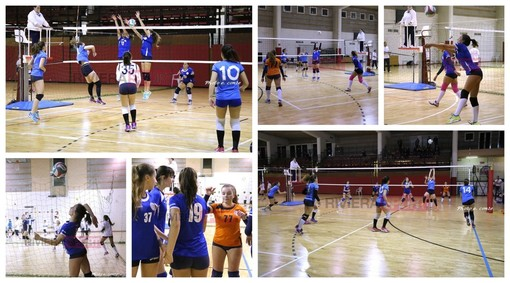 Volley, Under 18 femminile. Bordivolley-Alassio Laigueglia PGS, quante emozioni: riviviamole negli scatti del match (FOTO)