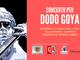 Sanremo: domenica prossima, 'Concerto per Dodo Goya' con 'Aperitivo pre-Concerto'