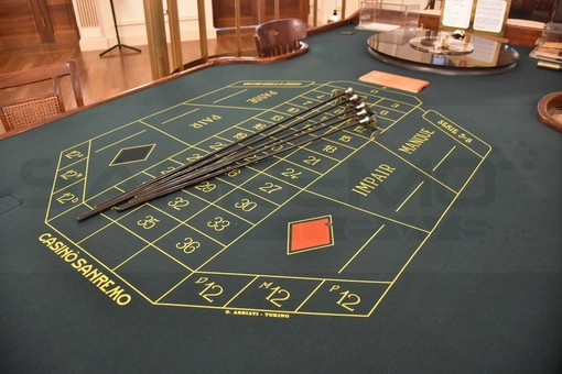 Sanremo: un solo tavolo di roulette aperto al 'pronti, via!' del Casinò, l'Ugl non ci sta. Oggi i tavoli saranno tre