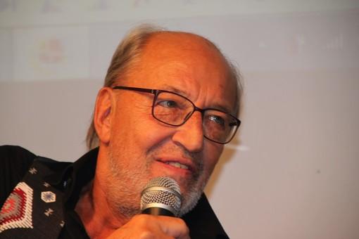 Antonio Silva, storico presentatore del Premio Tenco