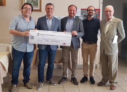 Ventimiglia: la Fondazione Casartelli-Perraro presenta alla SPES il progetto a sostegno dell'inclusione di persone con disabilità