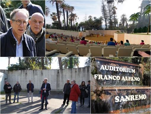 Le immagini dall'auditorium Franco Alfano