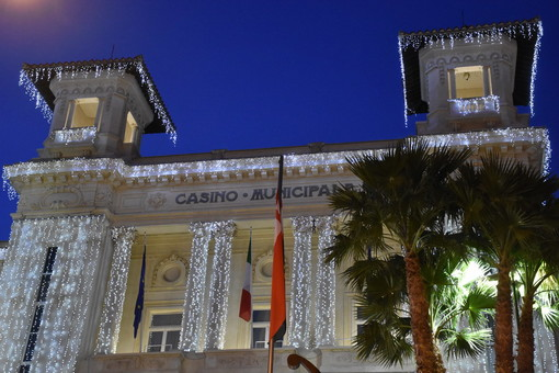 Sanremo: domani una cena romantica per San Valentino al Roof Garden del Casinò