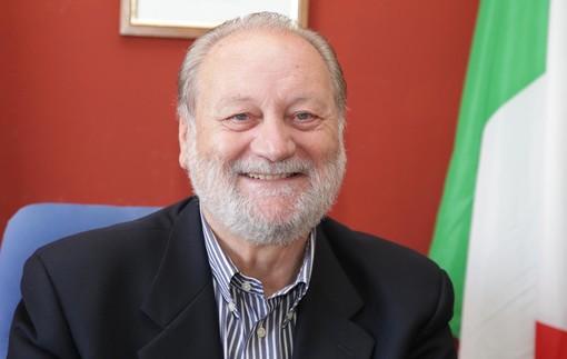 Daniele Cimiotti, il sindaco di Ospedaletti