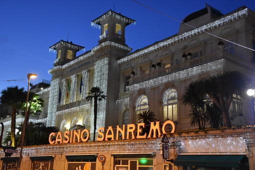 Sanremo: anche il Casinò si 'allinea' all'ordinanza regionale, stasera chiude alle 24 e domani si deciderà per i prossimi giorni