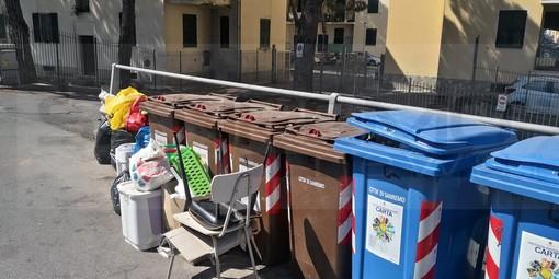 Sanremo: differenziata, maleducati e cambio di rotta. Le discussioni aumentano e servono interventi precisi (Foto)