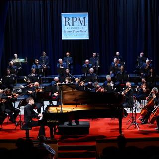 Sanremo: Vadzislau Khandohi si aggiudica la vittoria al concorso per pianoforte Rpm (Foto)