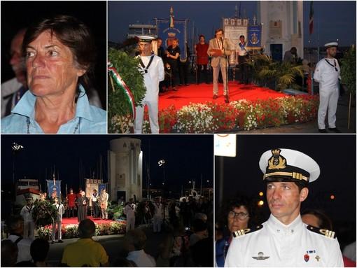 Le immagini della cerimonia