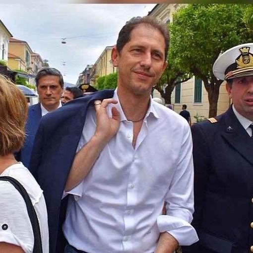 """Diano Marina, il vice sindaco Za Garibaldi è negativo al tampone: """"Grazie a tutti, da oggi riprendo le attività"""""""