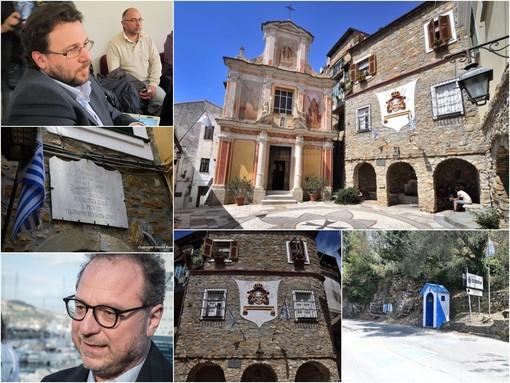 """È scontro aperto tra Seborga e l'On. Mulè, il sindaco Ilariuzzi: """"Sta infangando storia, tradizione e cultura di un territorio"""""""