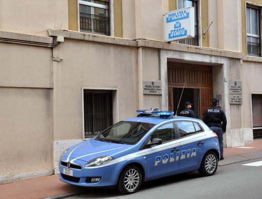 Ventimiglia, resistenza e lesioni a pubblico ufficiale: la polizia arresta uno straniero