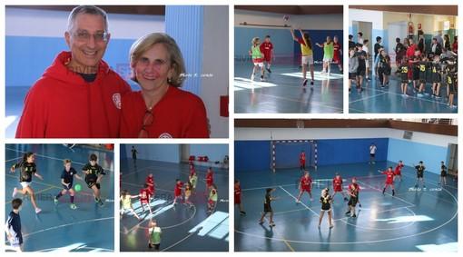 Pallamano. Grande successo a Bordighera per il Torneo Internazionale under 13 misto in memoria di Emilio Biancheri (FOTO)