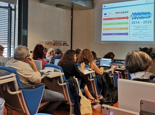 Scuola: giovedì scorso il convegno sull'innovazione della 'Piattaforma Etwinning'