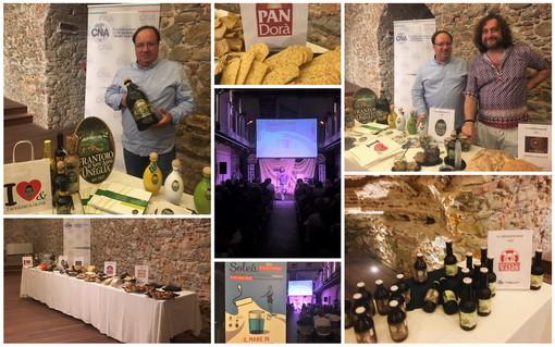 """Il cibo e la cultura enogastronomica che diventano narrazione di un territorio: Cna Imperia a Soleá """"Grazie a tutti gli intervenuti"""" (Foto)"""