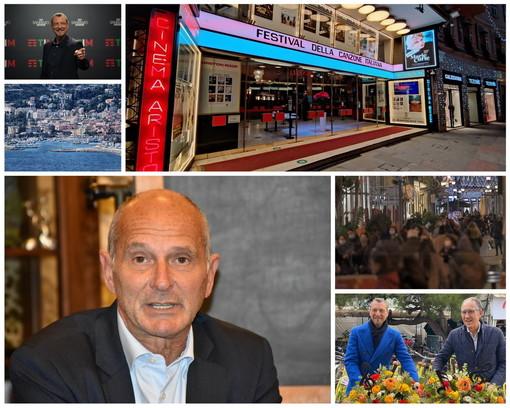 """Sanremo: Festival tra date, pubblico ed economia cittadina. Di Michele (Federalberghi) """"E' la nostra ancora di salvezza"""""""