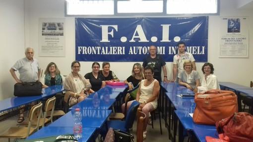 Ventimiglia: rinnovato il Consiglio direttivo del Fai, presidente è stato eletto Santo Fortugno