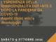 """Sanremo: al Teatro Ariston il convegno """"L'esperienza della emergenzialità durante e dopo la pandemia da covid-19"""""""