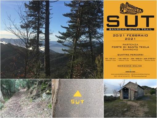 Lo sport all'aria aperta non si ferma: domenica la prima edizione della Sanremo Ultra Trail, 60 chilometri dal mare ai sentieri dell'entroterra