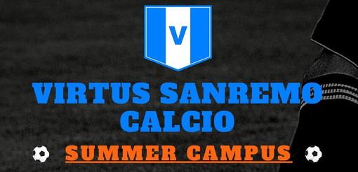 Sanremo: dal 21 giugno al campo 'Grammatica' al via l'edizione 2021 del 'Campus Virtussino'