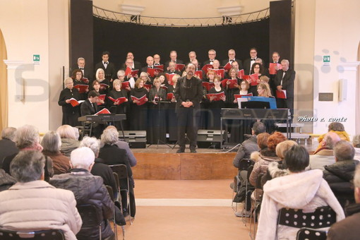 Trasferta a Cagnes-sur-Mer per il Coro Filarmonico Musica Nova di Sanremo