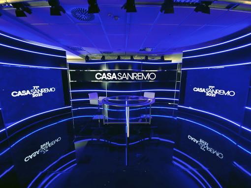 """Premio Musica contro le mafie  (Live from Everywhere) a Casa Sanremo per la cerimonia di premiazione """"Words&Awards"""""""