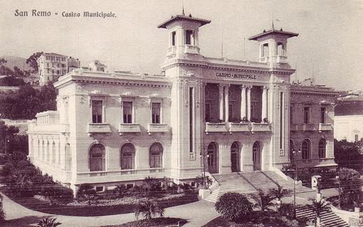 Il Casino di Sanremo dagli esposti anonimi durante la Grande Guerra al tempo del Coronavirus