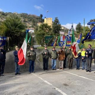 'Giornata del Ricordo': a Sanremo la cerimonia in memoria dei Martiri delle Foibe alla presenza delle autorità civili e militari (Foto e Video)