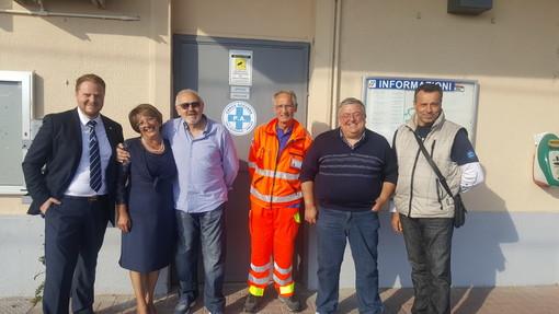 La Croce Azzurra di Vallecrosia selezionata quale vincitrice del bando ACEB 2018