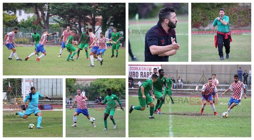 Calcio, Prima Categoria. Don Bosco Valle Intemelia-Speranza Savona 1-2: gli scatti al match di Eugenio Conte (FOTO)