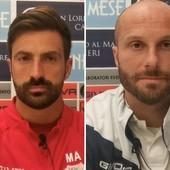 """Sanremese calcio, dopo il k.o. contro la Lavagnese parla Mister Matteo Andreoletti:"""" Siamo poco lucidi sotto porta. Motivo dell'espulsione? Non ne ho idea. Arbitri troppo permalosi"""""""