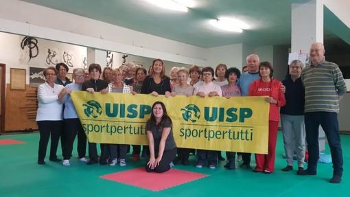 'Uisp per gli Over 60': al via ad Imperia un corso gratuito di ginnastica dolce (Foto)