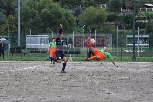 Calciomercato Promozione. Ventimiglia, confermato l'ingaggio in attacco di Francesco Zito