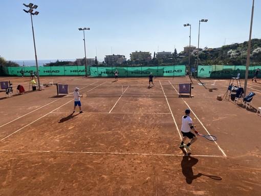 Tennis: concluso al TC Solaro si Sanremo il 1° appuntamento agonistico della stagione 2021 con il Fitpra Campionati italiani Fase 1 (foto)