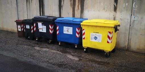 Iniziato lo sciopero dei netturbini in tutta la provincia: a Sanremo adesione altissima e problemi per la raccolta della plastica
