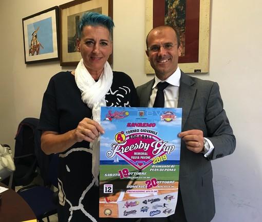 Sanremo: nel weekend appuntamento con il 4° torneo di softball 'Freesby Yup' nel ricordo di Fulvia Pavone (Video)