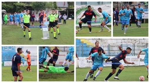 Calcio, Serie D. Sanremese, tris al Vado: gli scatti della sfida realizzati da Fabio Pavan (FOTO)