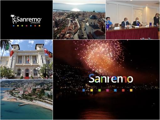 Alcuni frame del promo e le immagini della conferenza stampa