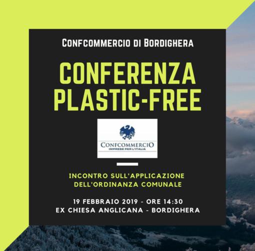 Bordighera: domani alla chiesa Anglicana conferenza di Confcommercio per l'ordinanza 'Plastic Free'