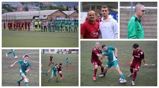 Calcio, Promozione. Ventimiglia-Bragno: i 67 scatti di Eugenio Conte sul match (FOTO)