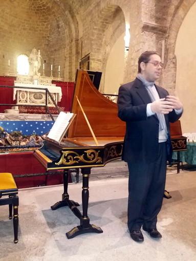 Ventimiglia: ieri alla chiesa di San Michele l'inaugurazione del Presepe Provenzale e dei 'Presepi Poveri'