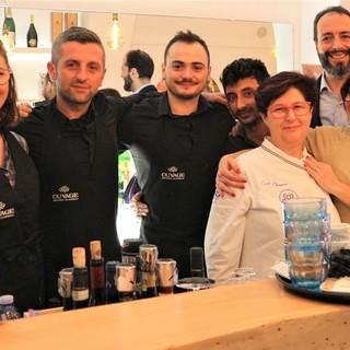 """Sanremo: con la replica della serata dedicata alla """"bagna caoda"""" riprendono le degustazioni a tema di """"Camillo"""""""