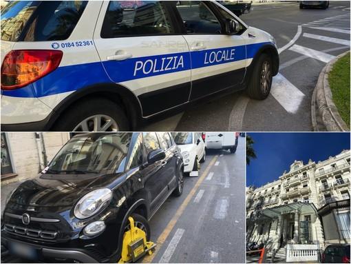 Comune di Sanremo, sindacati e Polizia Municipale tendono la mano ai driver: servizi specifici contro l'occupazione abusiva dei 'carico e scarico'