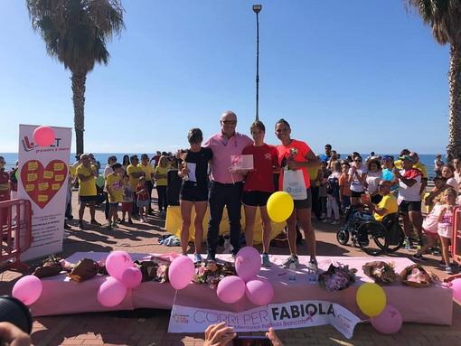 L'edizione 2019 di 'Corri per Fabiola'