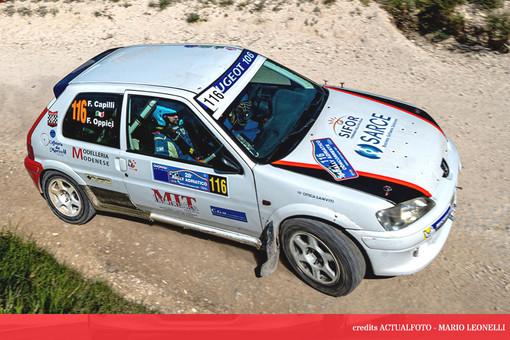 La XRT Scuderia di Sanremo verso il 38eme Rallye du Gap Racing e 4° Rally di Salsomaggiore Terme