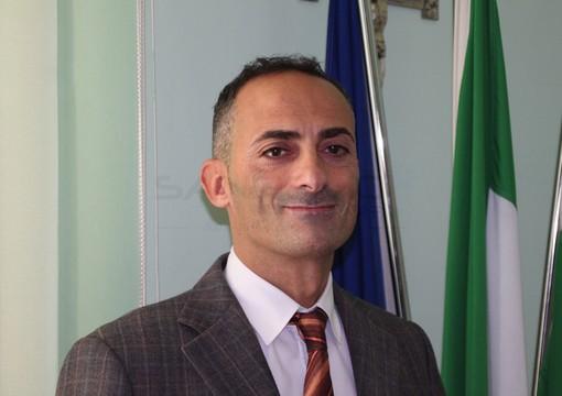 Il Presidente del consiglio comunale Alessandro Il Grande