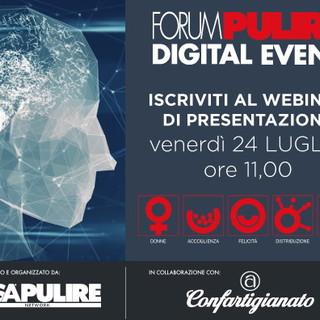 Venerdì il webinar della Confartigianato per le imprese di pulizia dedicato al 'Forum pulire 2020 Digital Event'