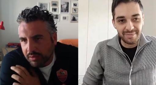 Ospite del nostro quotidiano online per la pallanuoto coach Marco Capanna, ex Imperia e attuale allenatore della SIS Roma