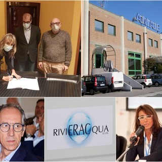 Conferimento di Amaie in Rivieracqua: oggi il tavolo tecnico per discutere potenziamento del Roya 1, problematiche del ramo idrico e organizzazione della sede